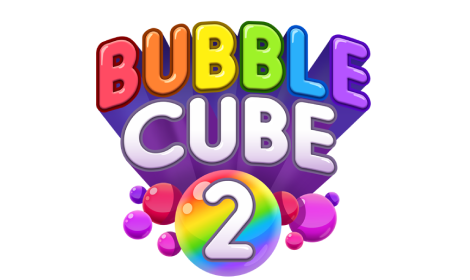 Bubble Cube Icon
