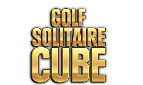 Golf Solitaire Cube Icon