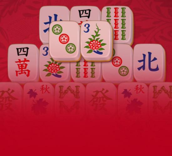 Mahjong Background Image
