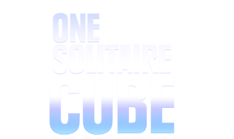 One Solitaire Icon