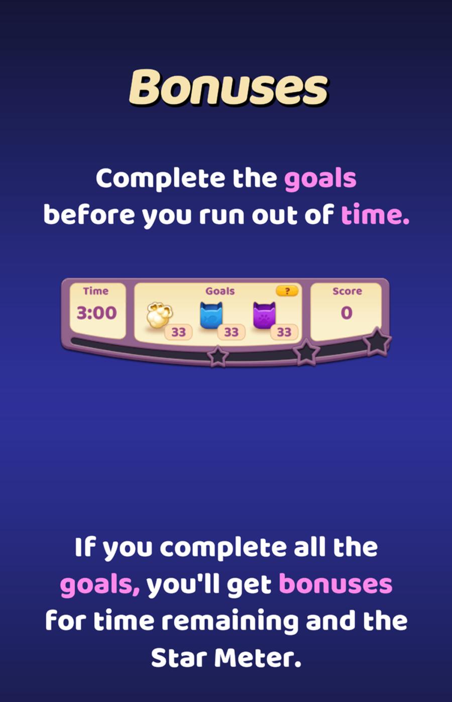 Game Rules Screenshot