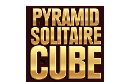 Pyramid Solitaire Cube Icon