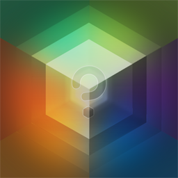 Question Cube Icon