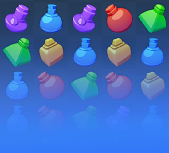 Mixmaster Showdown Background Image