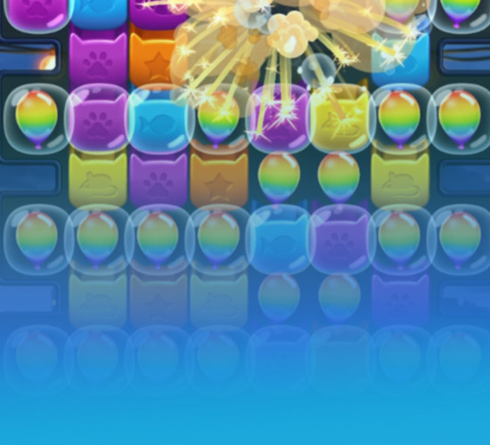 Party Blast Background Image