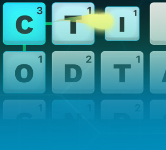 Word Race Background Image